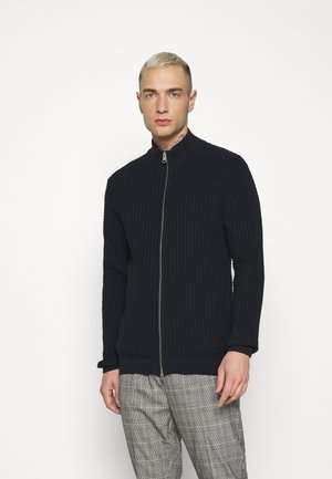 MACARDO - Cardigan - dark navy