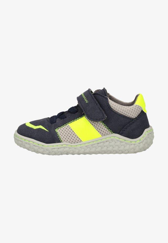Touch-strap shoes - ozean/grau 183