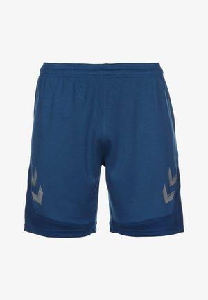 POLY - Korte sportsbukser - true blue