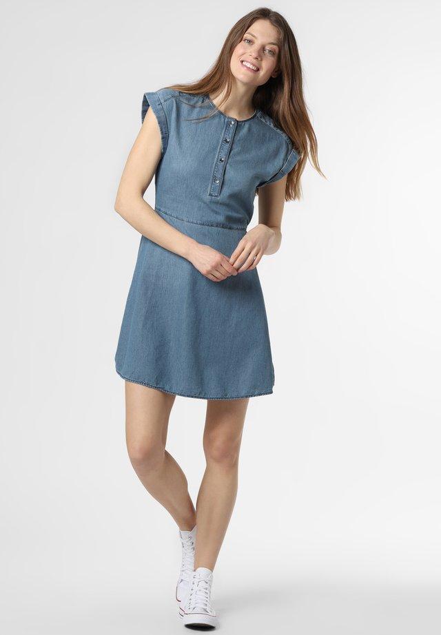 Sukienka jeansowa - medium stone