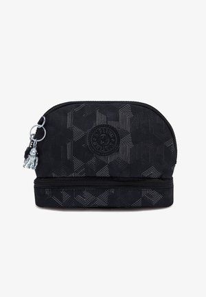 MULTI KEEPER - Wash bag - mysterious grid