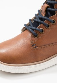 Friboo - Sneakersy wysokie - brown - 2