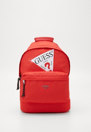 BACKPACK - Reppu - red