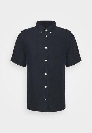 CLEAN SLIM - Košile - navy