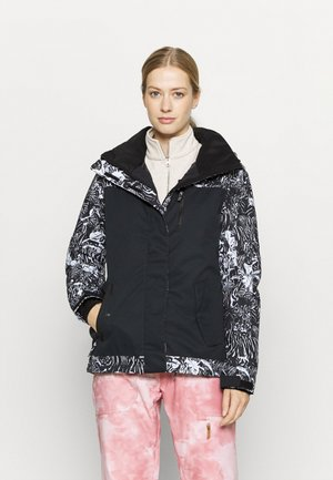 JETTY BLOCK  - Snowboardjacke - true black