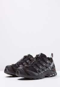 Salomon - XA PRO 3D - Scarpe da trail running - black/magnet/quiet shade - 2