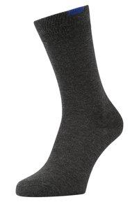 DIM - CHAUSSETTE ECODIM 5 PACK - Ponožky - gris moyen - 4
