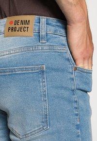 Denim Project - Jeans Slim Fit - light blue - 4