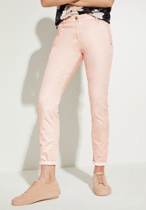 Trousers - powder