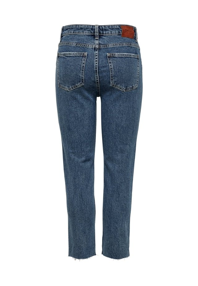 EMILY  - Jeans Straight Leg - dark blue denim