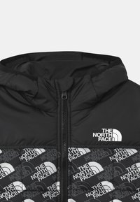 The North Face - REVERSIBLE PERRITO UNISEX - Giacca invernale - white/black - 3