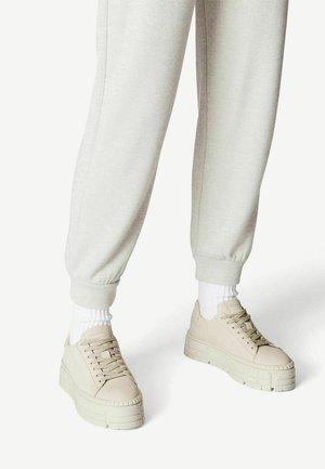 Sneakers laag - antelope