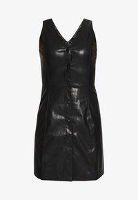 EDITED - IVER DRESS - Shift dress - schwarz - 4