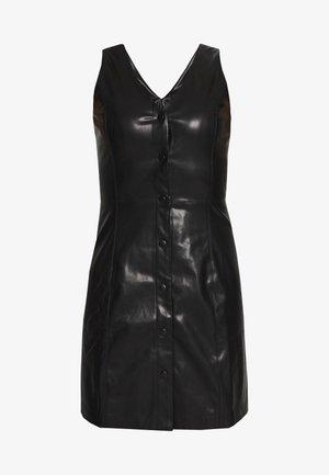 IVER DRESS - Pouzdrové šaty - schwarz