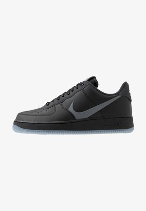 AIR FORCE 1 '07 LV8 - Sneaker low - black/silver lilac/anthracite/white