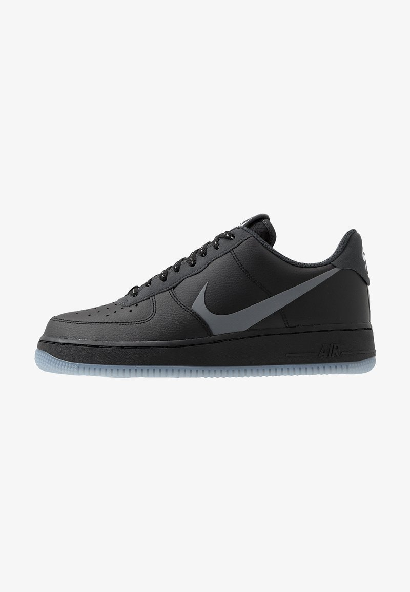 Nike Sportswear - AIR FORCE 1 '07 LV8 - Sneakers - black/silver lilac/anthracite/white