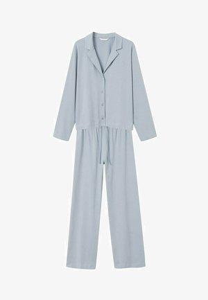 SET - Pyjama - hemelsblauw