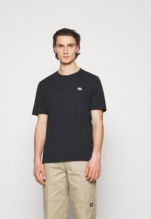 MAPLETON - Basic T-shirt - black