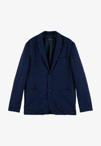 Scotch & Soda - Blazer jacket - indigo - 5