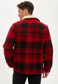 DeFacto - Light jacket - red - 1