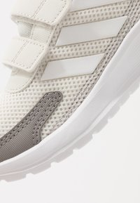 adidas Performance - TENSAUR RUN UNISEX - Neutral running shoes - orbit grey/footwear white/grey - 2