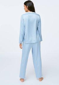 OYSHO - Nattøj trøjer - light blue - 1