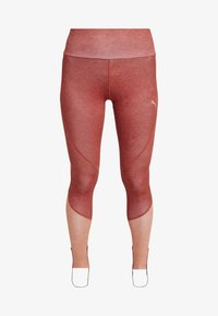 Puma - HIGH WAIST LEGGINGS - Tights - bossa nova - 5