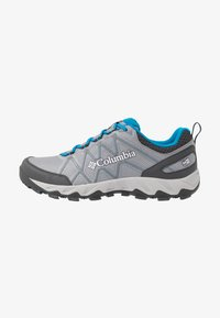 Columbia - PEAKFREAK X2 OUTDRY - Hiking shoes - monument/pool - 0