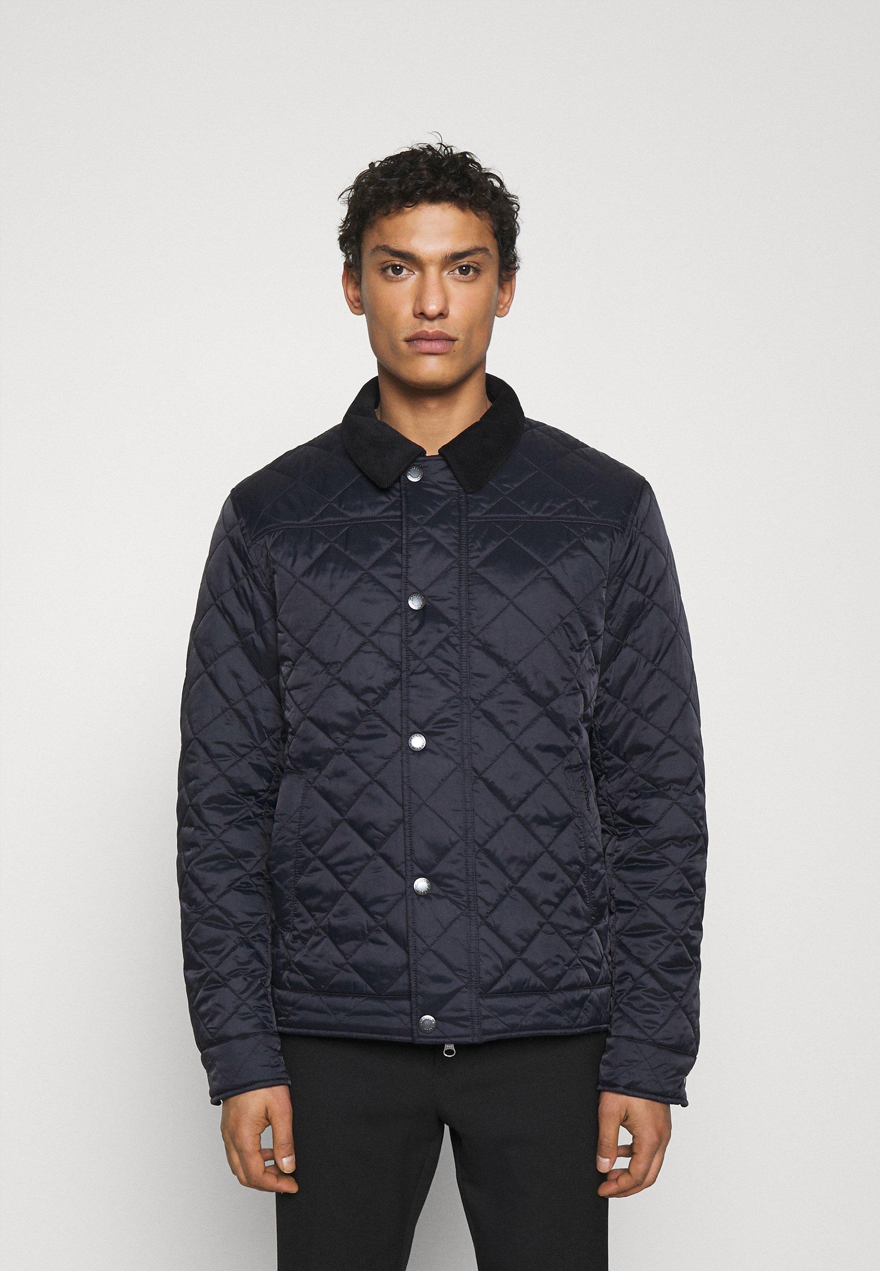 Men LEMAL QUILT - Light jacket