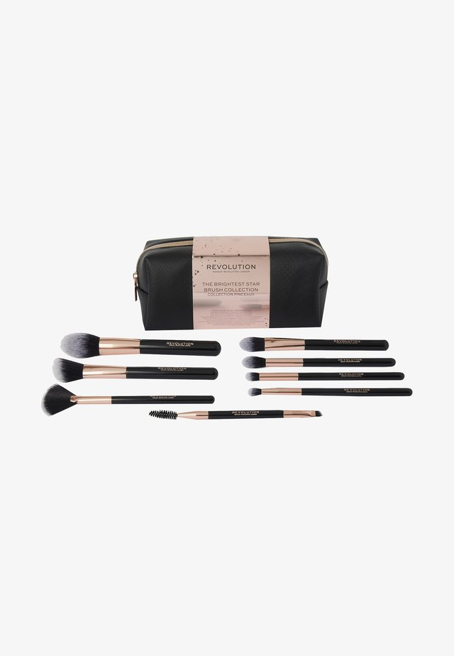 THE BRUSH COLLECTION IN BAG - Kwastenset - -