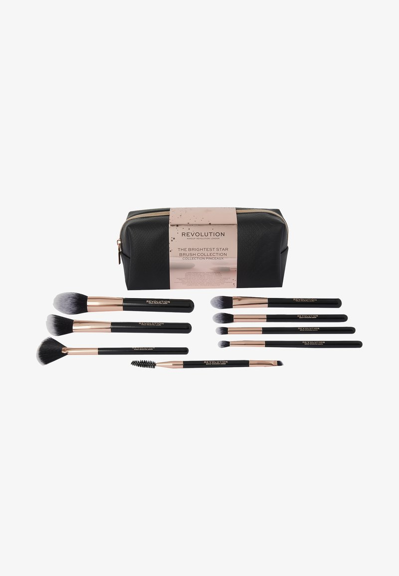 Make up Revolution - THE BRUSH COLLECTION IN BAG - Makeup brush set - -