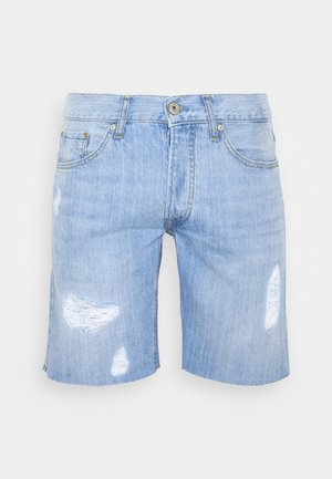 HARROW - Jeans Short / cowboy shorts - light blue