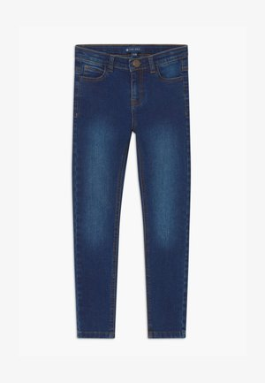 OSLO SUPER SLIM - Jeans Skinny Fit - dark blue