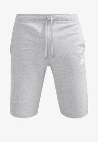 grau/weiß