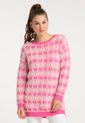 Jumper - pink rosa