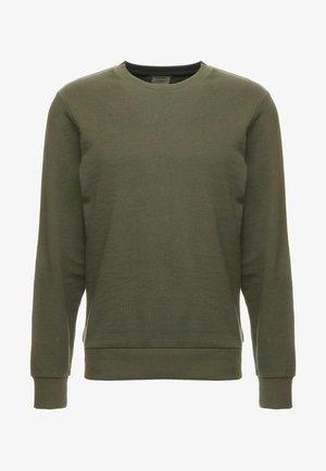 Sweatshirt - olive night