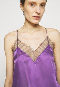 Iro - BERWYN - Linne - purple/grey - 3