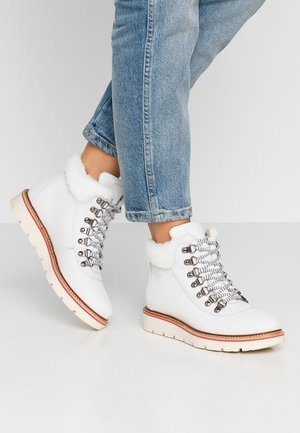 Ankle boots - offwhite