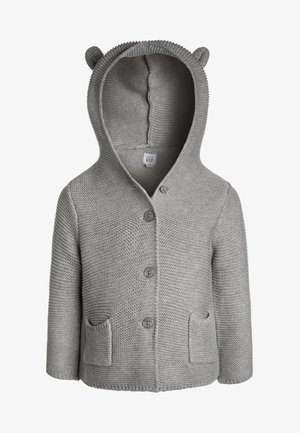 GARTER UNISEX - Vest - grey