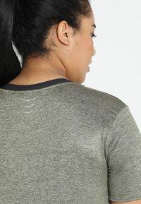 Venice Beach - SUI  SHIRT - T-shirt imprimé - deep lichen - 4
