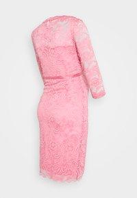 MAMALICIOUS - MLMIVANA 3/4 DRESS - Day dress - cashmere rose - 1