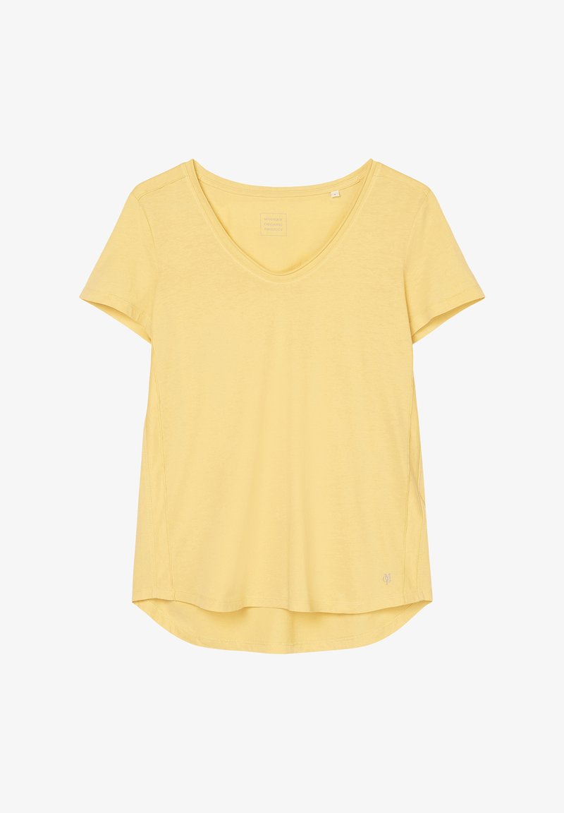 Marc O'Polo - Basic T-shirt - iced vanilla