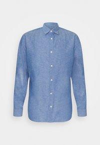 SLHSLIMNEW - Shirt - medium blue denim