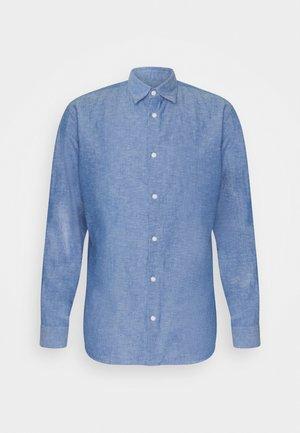 SLHSLIMNEW - Košile - medium blue denim