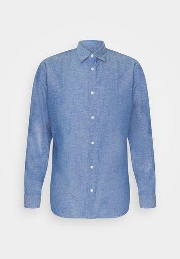 SLHSLIMNEW - Skjorta - medium blue denim
