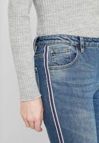 Opus - ELY DENIM TAPE - Slim fit jeans - fresh mind blue - 3