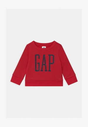 TODDLER BOY LOGO CREW - Sweatshirt - pure red