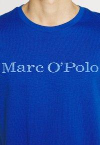 Marc O'Polo - SHORT SLEEVE - Print T-shirt - blue - 3