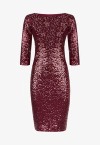 HotSquash - Cocktail dress / Party dress - dark red - 3