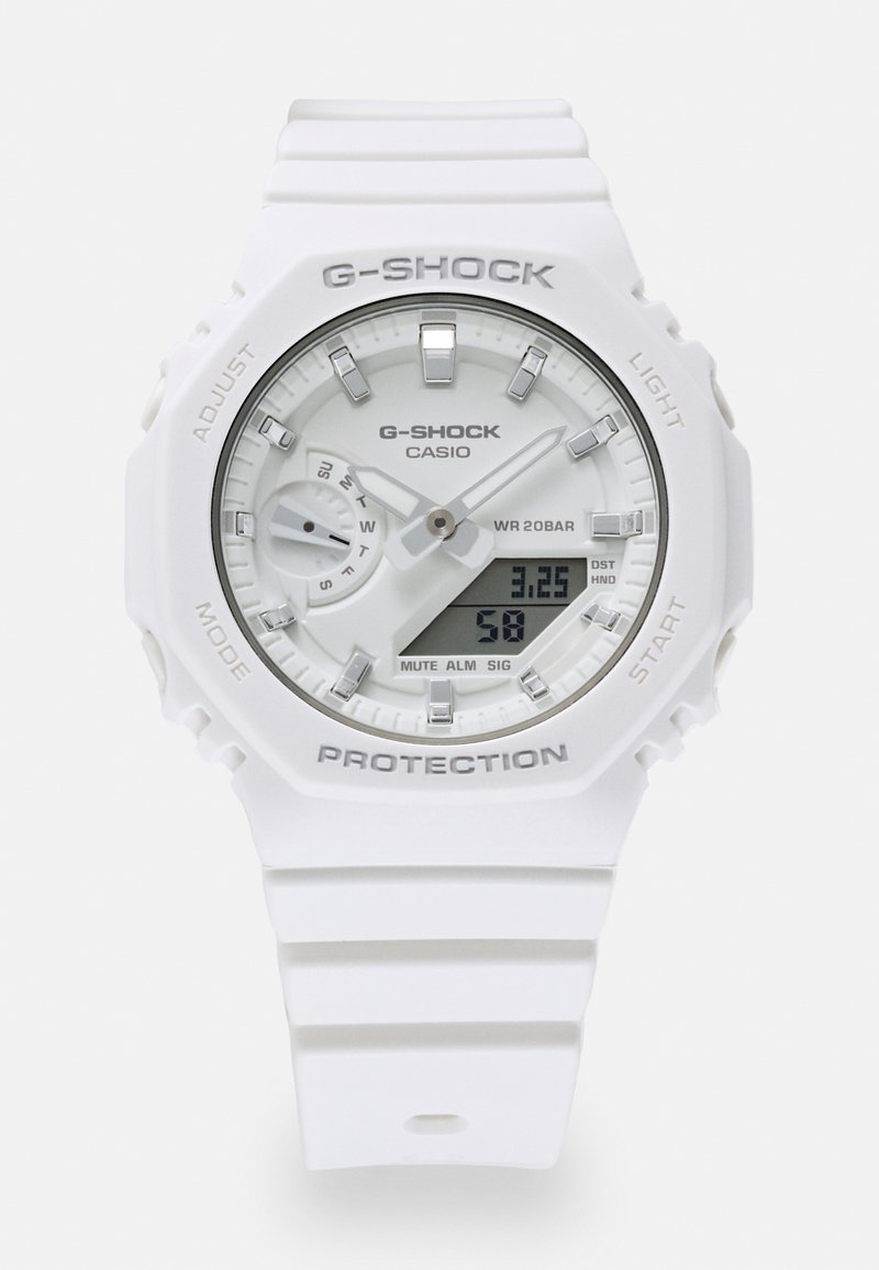 G-SHOCK - Digital watch - white